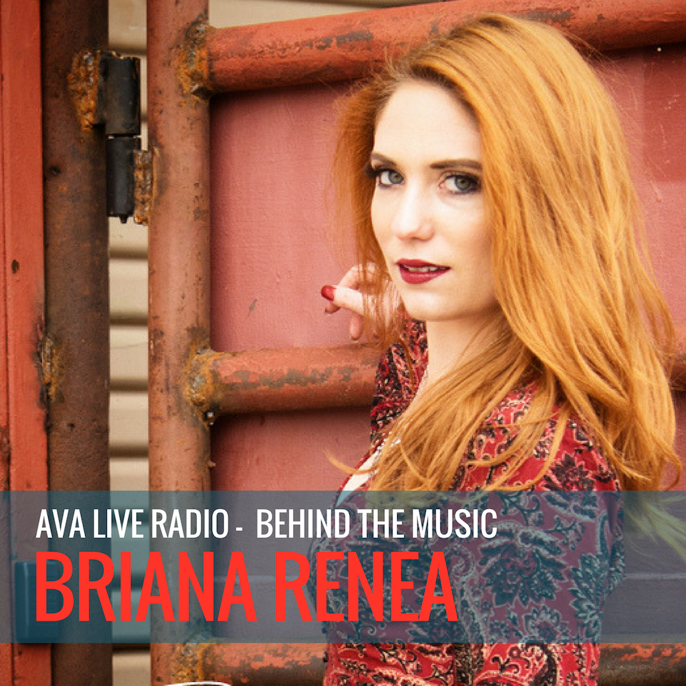 Behind the Music with Briana Renea on Unstoppable