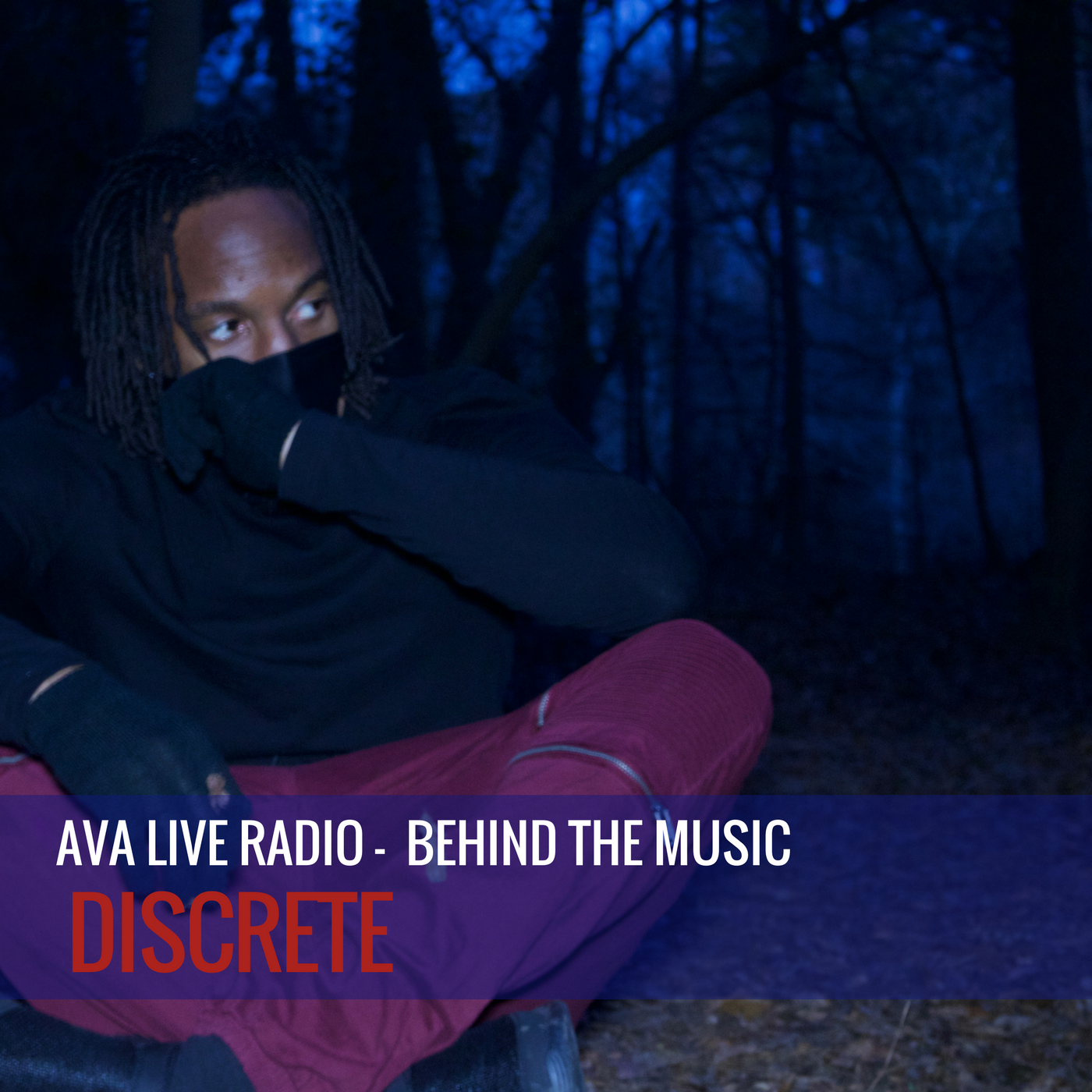 Behind The Music With Discrete and His New Song Woke