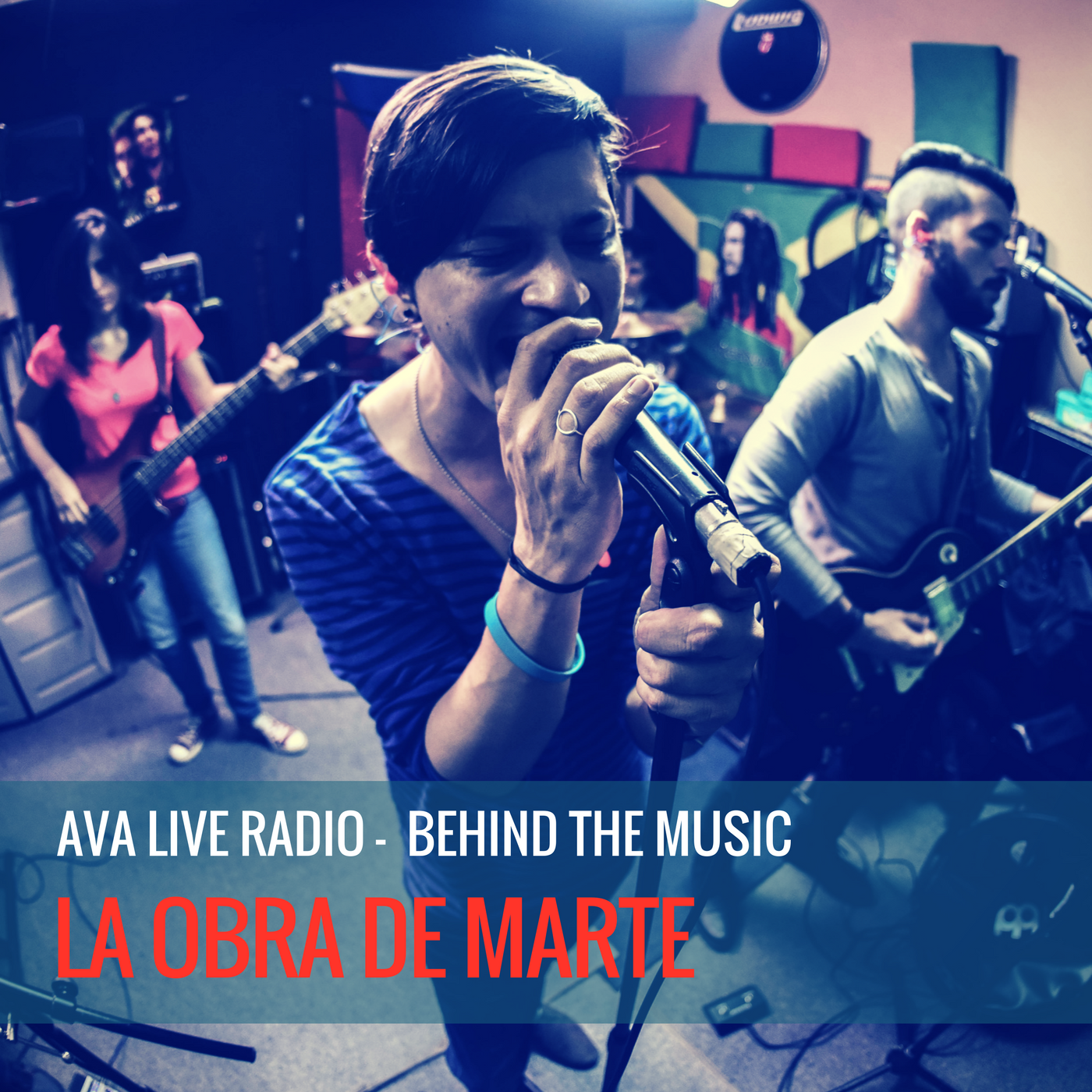 Behind The Music with La Obra De Marte on EXorcismo