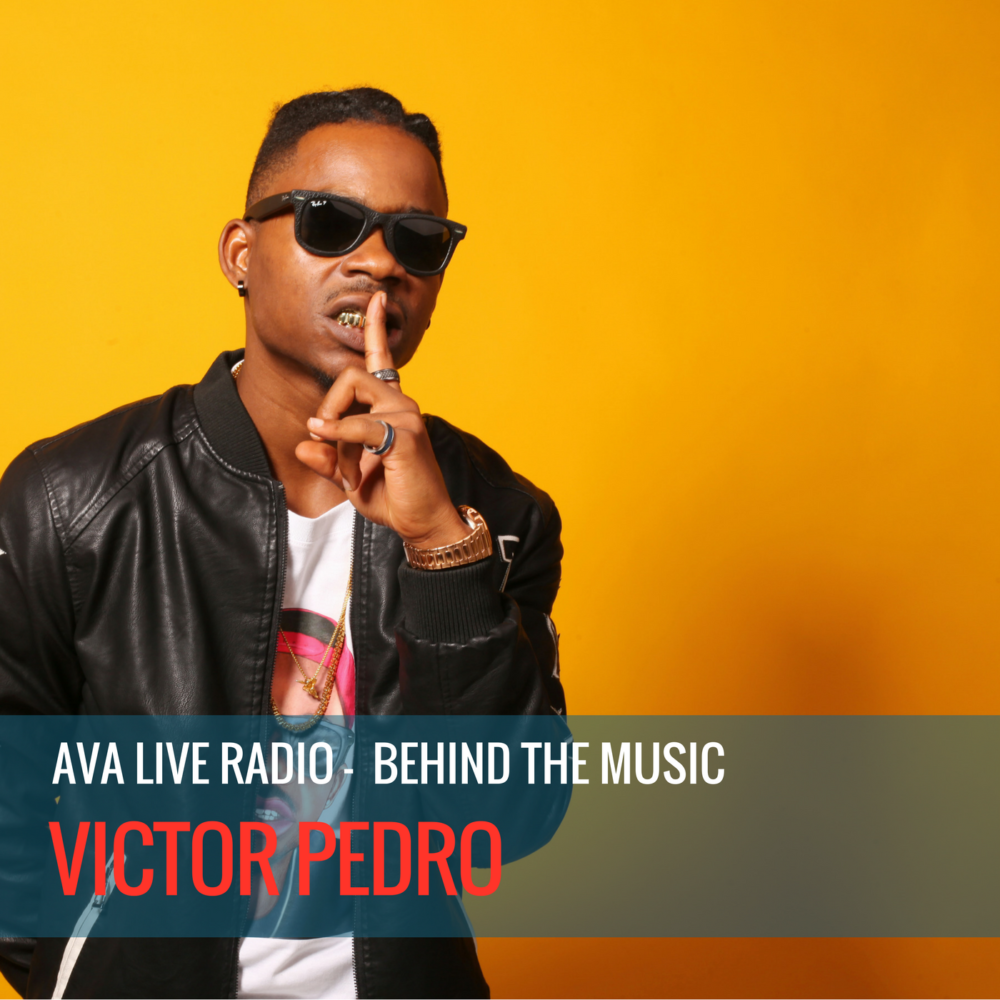 South Africa Artist Victor Pedro on TakeOver