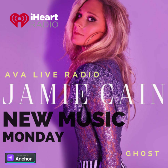 Soulful Pop Single 'Ghost' from Jamie Cain