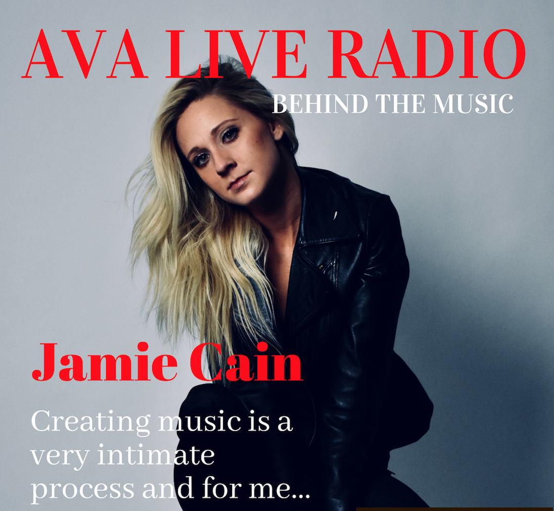 Behind The Music with Jamie Cain on Ghost