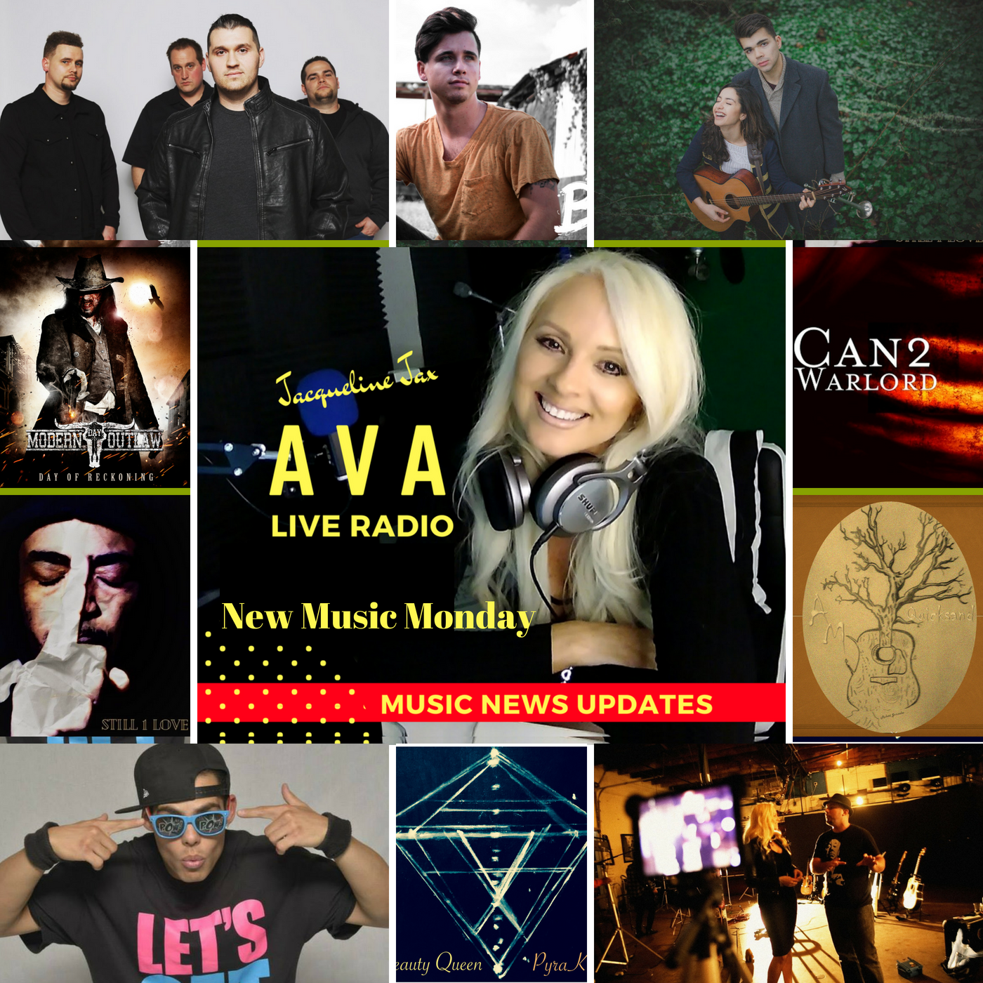 5.14 New Music Monday and Music Business News