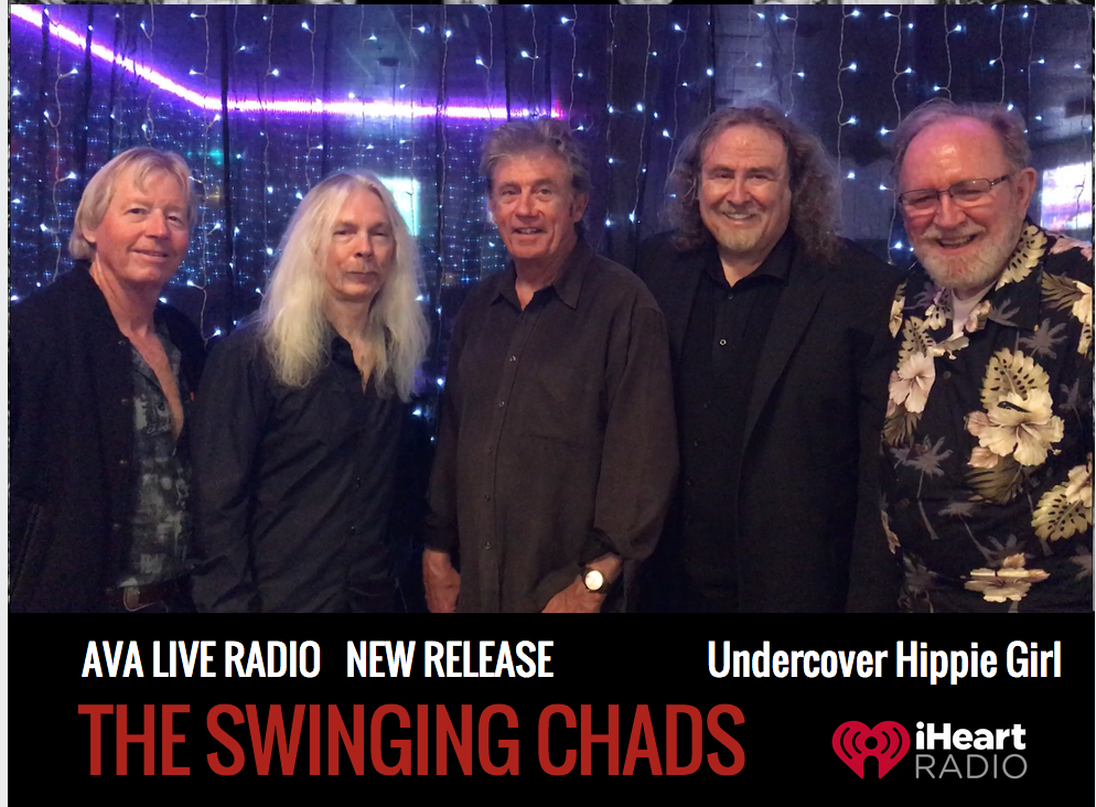 The Swinging Chads New Single 'Undercover Hippie Girl'