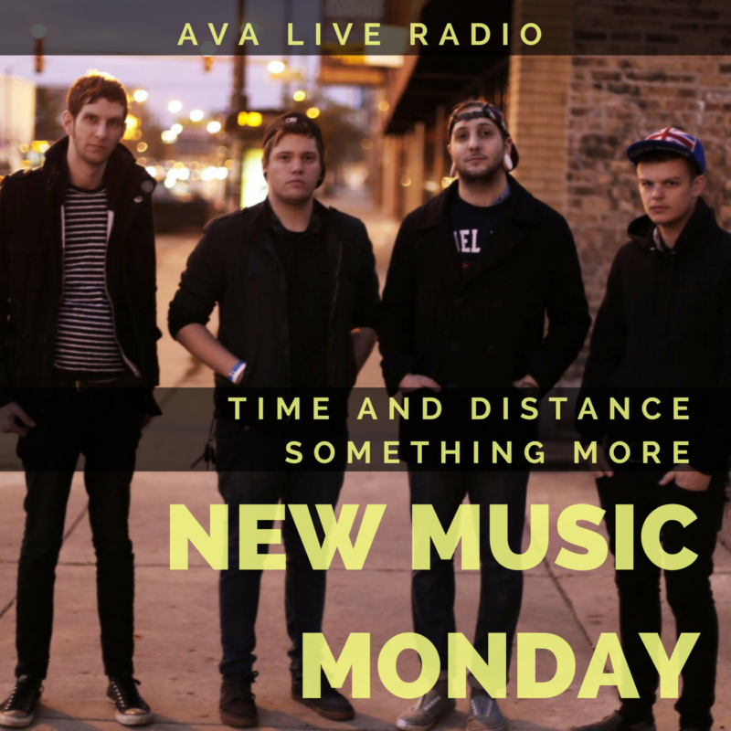 West Virginia's TIME AND DISTANCE New Single 'Something More'