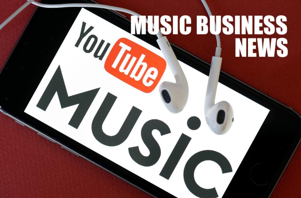 Jax Daily: YouTube Reveals New Music Streaming Service