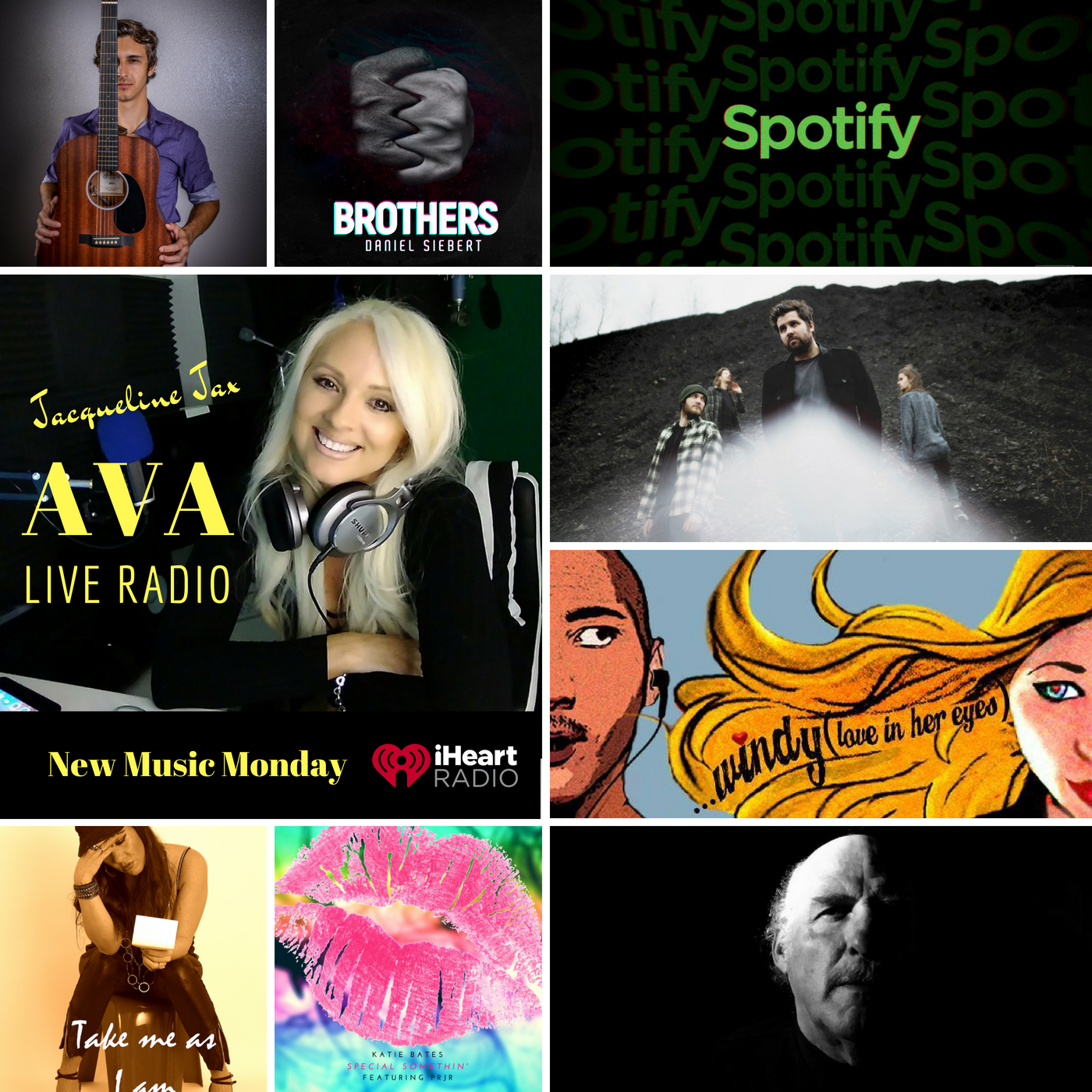 6.4 New Music Monday and Music Business News