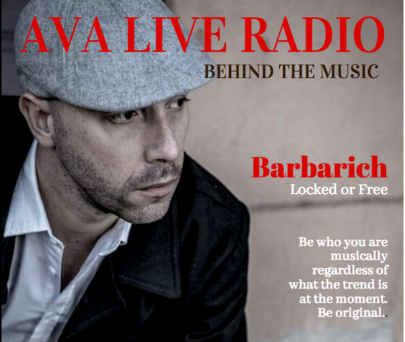 Behind The Music with Barbarich on Locked or Free