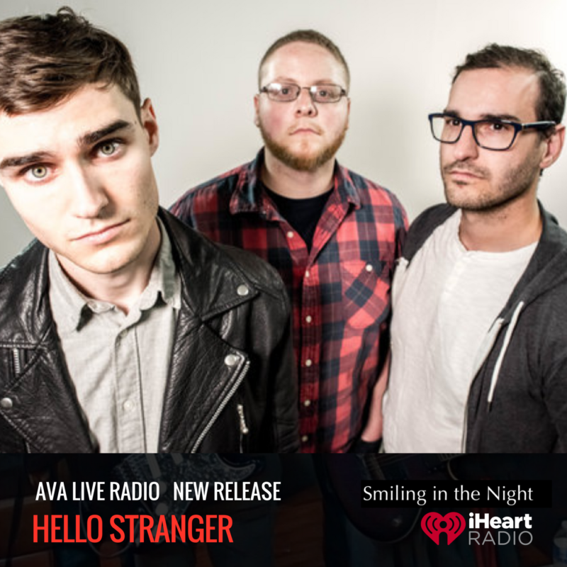 New Single 'Smiling in the Night' from Hello Stranger