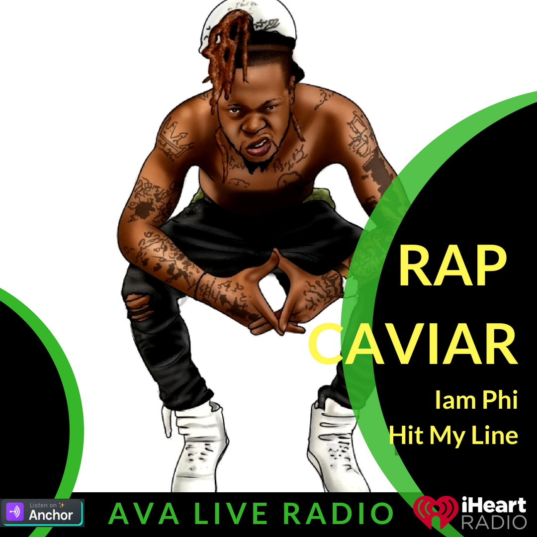 New Hip Hop Single 'Hit My Line' from Iam Phi