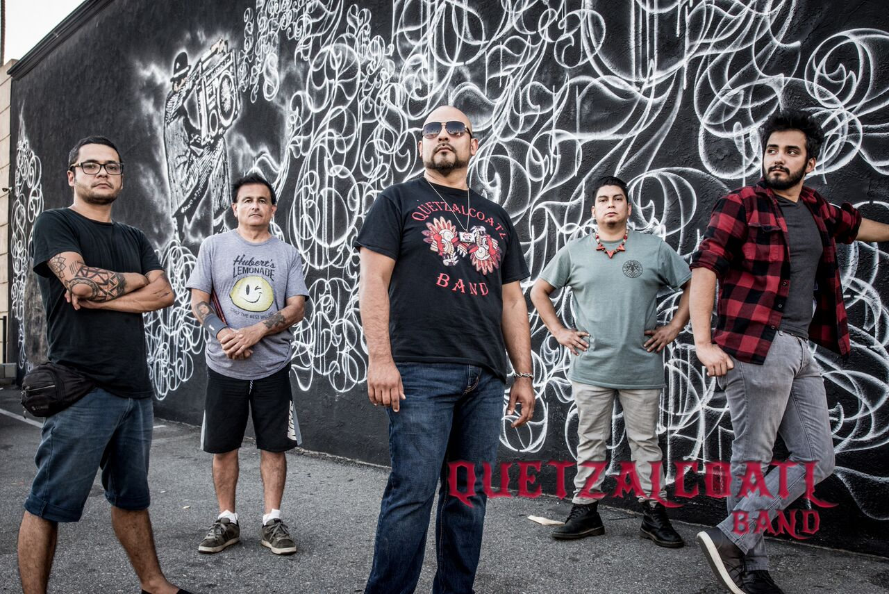 New Music from Quetzalcoatl Band 'Nubian Queen'