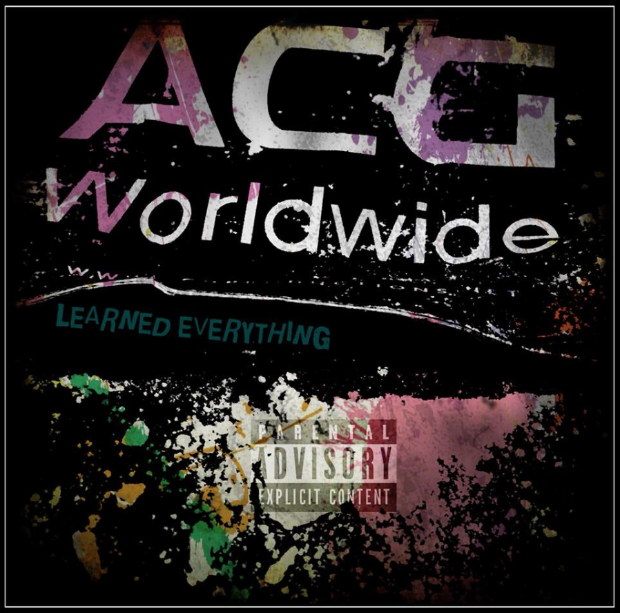 ACG Hip Hop Releases 1st New Album Single 'Learned Everything'