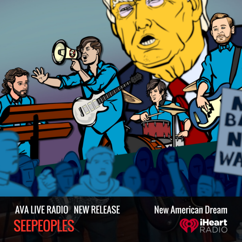 New Release from SeepeopleS 'New American Dream'