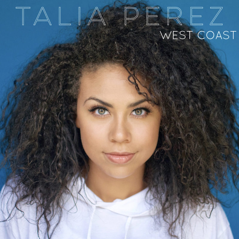 Talia Perez Releases New Summer Song 'West Coast'