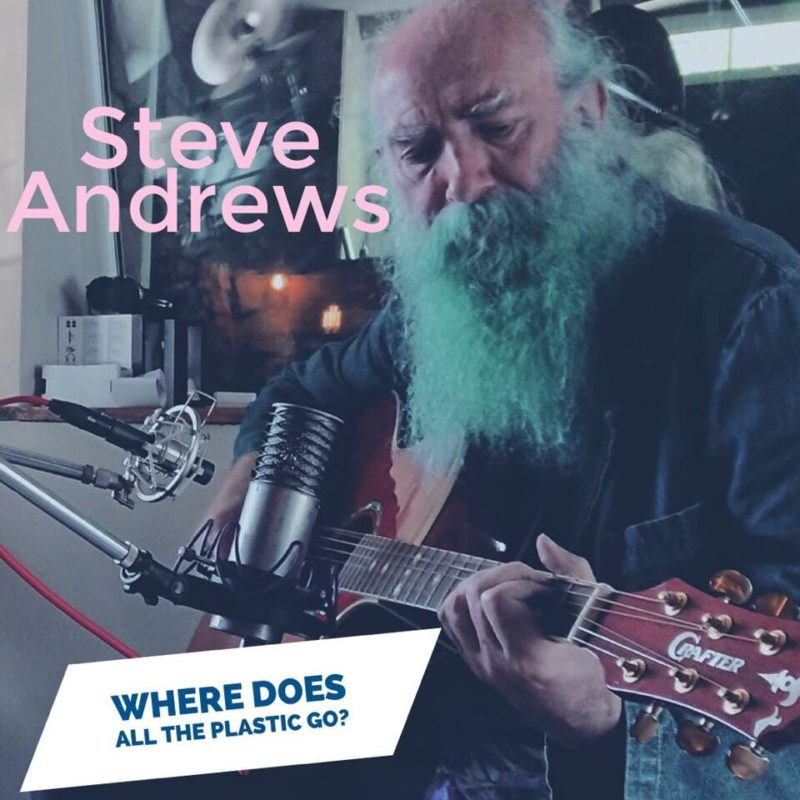 Steve Andrews Campaigning for Our Environment Through Music