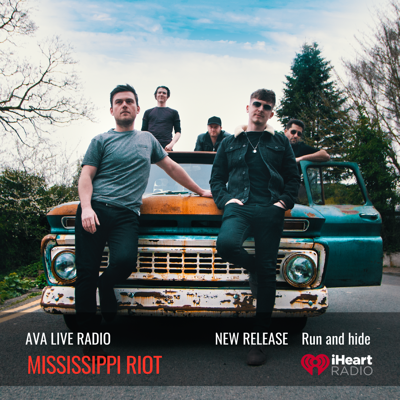 Behind the Music with Mississippi Riot on Run and hide