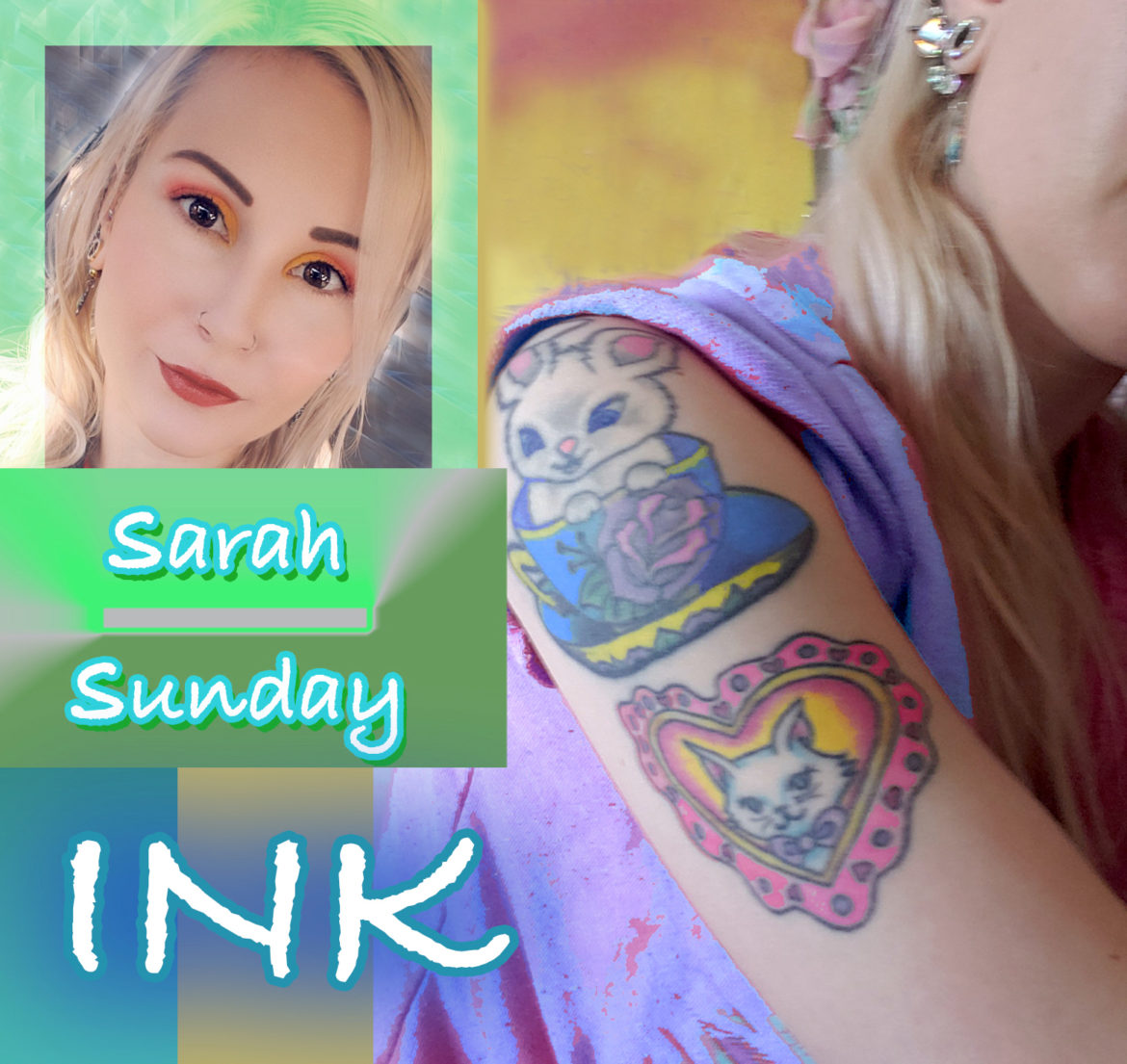 Summers dream pop single By Sarah Sunday
