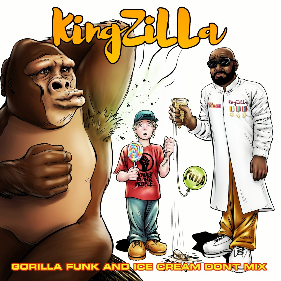 Helter Skelter by KingZiLLa, Blake hits it with deep tones of DUB-FUNK